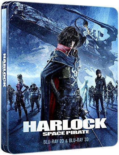 Harlock Steelbook