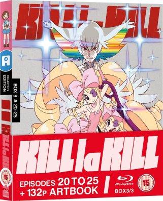 Kill la Kill Blu