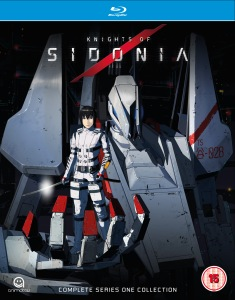 Knights of Sidonia cover
