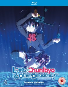 Love Chunibyo and other Delusions Cover