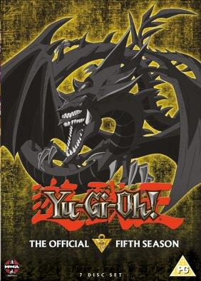 Yu Gi Oh cover