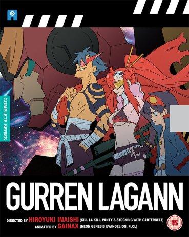 Gurren Lagann cover