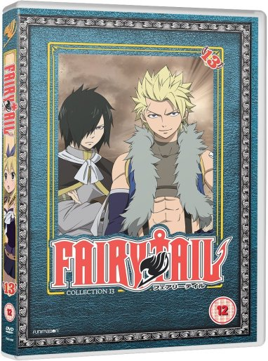 Fairy Tail cover