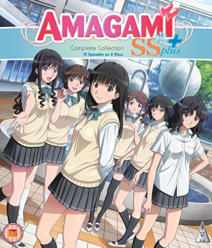 Amagami SS Cover