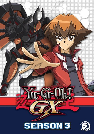 Yu Gi Oh GX cover